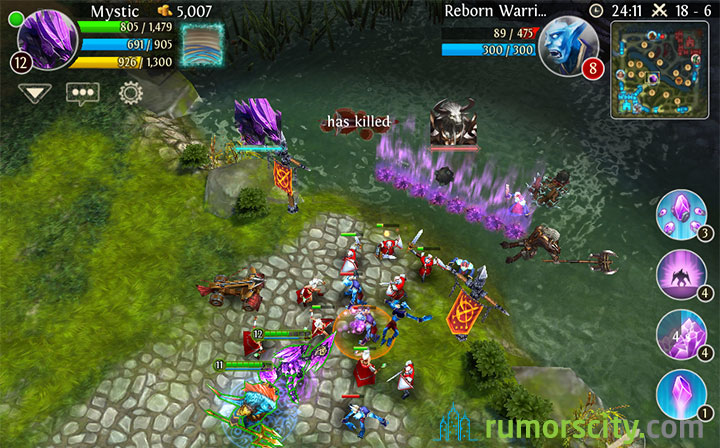 Android Games Crazzy Gadgets